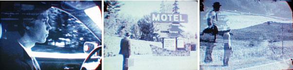 FatherWork - MonTravail, film stills, off-site exhibition, Granby, QC, March-April, 2012