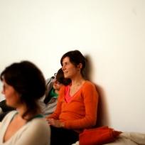 Listening Sessions, Dec. 2014 (photo by Jessica Hébert)