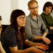 Listening Sessions, May 2015 (photo by Jessica Hébert)