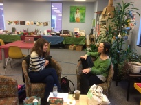Art talk with Jessica, February, 2018